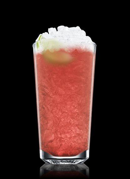 C ctel con zumo de granada absolut dolce for Coctel con zumo de tomate