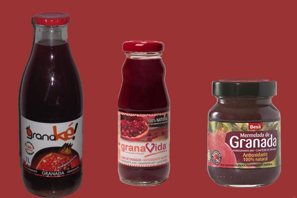 productos de la granada 600 x 400
